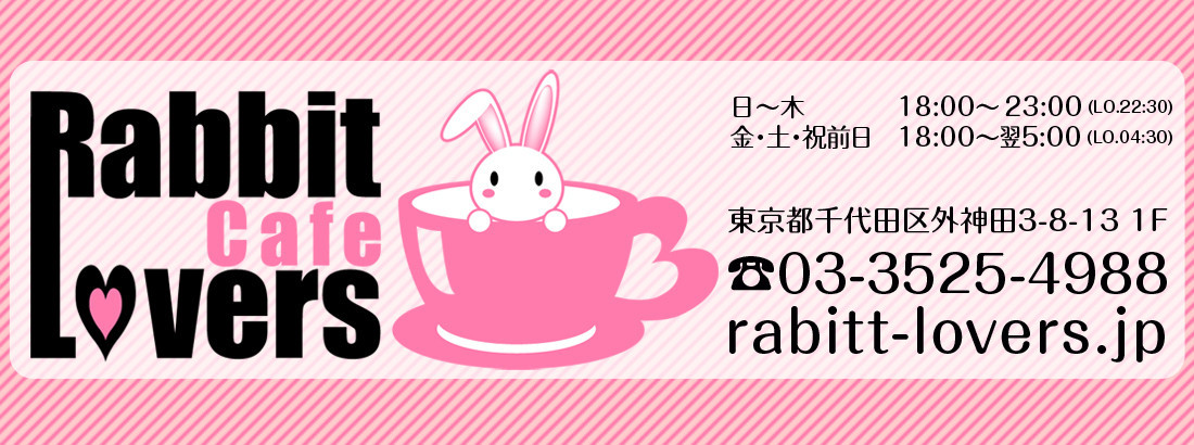 Rabbit Lovers Cafe