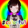 maid cafe&bar #colorful